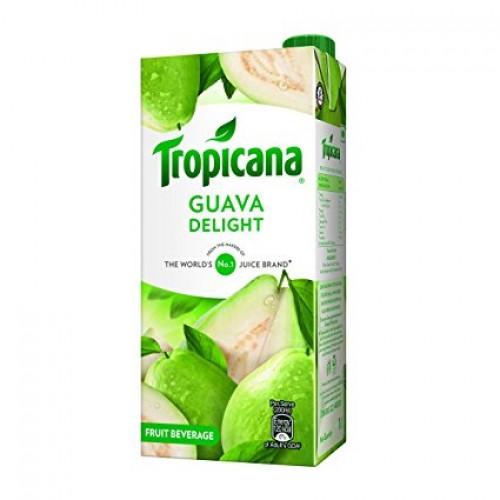 Tropicana Guava Delight 1 Ltr