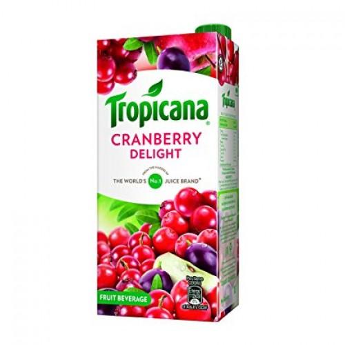 Tropicana Cranberry Delight 1 Ltr
