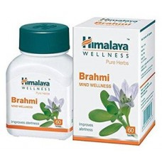 Himalaya Brahmi Tablets (Mind Wellness) 60 Tab.