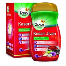 Zandu Kesari Jivan - Saffron & Pearl