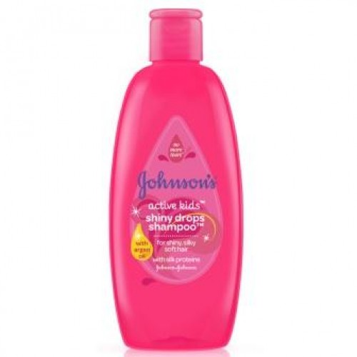 Johnsons Active Kids Shampoo - Shiny Drops