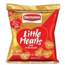Britannia Biscuits - Little Hearts