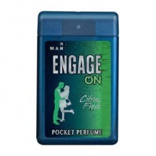 Engage ON Pocket Perfume - Citrus Fresh