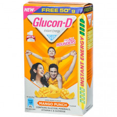 Glucon-D Pure Glucose - Mango punch