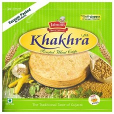 Jabsons Khakhra - Golgappa, 180 GM