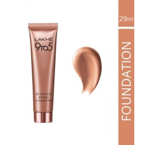 Lakme 9 To 5 Weightless Mousse Foundation 29ML