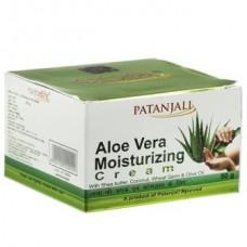 Patanjali Aloe Vera Moisturizer Cream 50GM