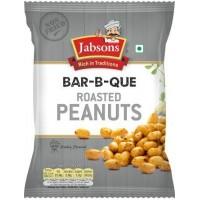 Jabsons Roasted Peanuts - Bar B Que , 140Gm