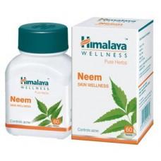 Himalaya Neem Tablets (Skin Wellness) 60 Tab.