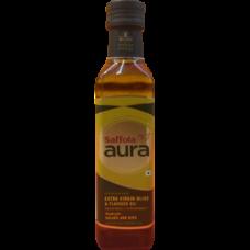 Saffola Aura - Olive & FlexSeed Oil (Extra Virgin)