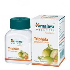Himalaya Triphla Tablets (Bowel Wellness) 60 Tab.