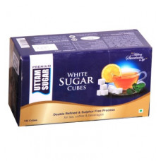 Uttam Sugar - Cubes White (135 Cubes)
