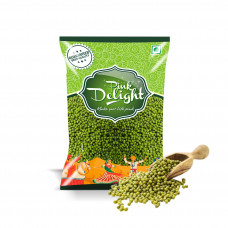 Pink Delight Premium Moong Saboot (Whole) - Green
