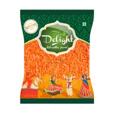 Pink Delight Premium Masoor / Malka Daal - Whole (Sabut)