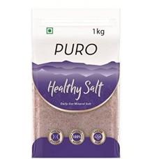 Puro Healthy Salt -  Daily Use Mineral Salt 1KG