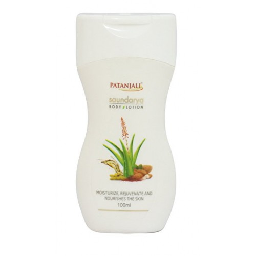 Patanjali Body Lotion - Saundarya 400 ML