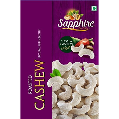 Cashews - Roasted & Salted, 250 GM