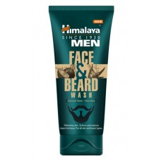 Himalaya Men Face & Beard Wash