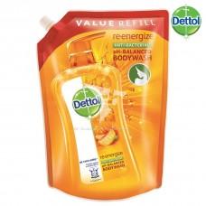 Dettol handwash - Reenergize (Refill Pouch)
