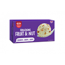 Kwality walls Creamy Delight Family Pack Fruit N Nut 700ML