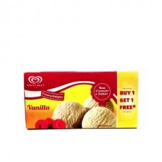 Kwality walls Creamy Delight Family Pack Vanilla 700ML