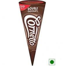 Kwality Walls Cornetto Double Chocolate Cone
