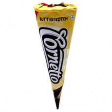 Kwality Walls Cornetto ButterScotch Cone