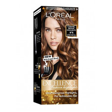 Loreal Excellence Fashion Highlights - Caramel Brown No. 6