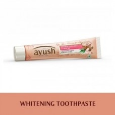 Ayush Toothpaste - Whitening Rock Salt