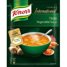 Knorr International - Thai Vegetable Soup ,