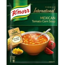 Knorr International - Mexican Tomato Corn Soup