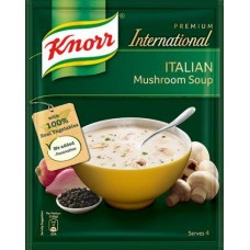Knorr International - Italian Mushroom Soup , 48GM