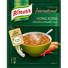 Knorr International - Hong Kong Manchow Noodle Soup , 46GM