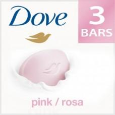 Dove Beauty Bathing Bar - Pink Rosa