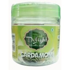 Cardamom - Green , 25 GM Pet Jar