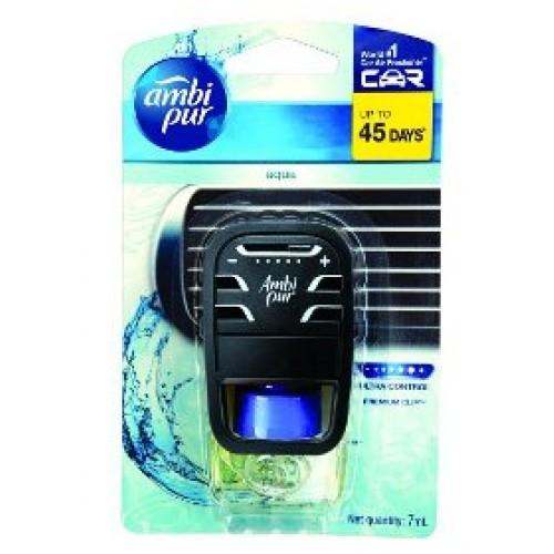 Ambi Pur Car Clip - Aqua , 1PC