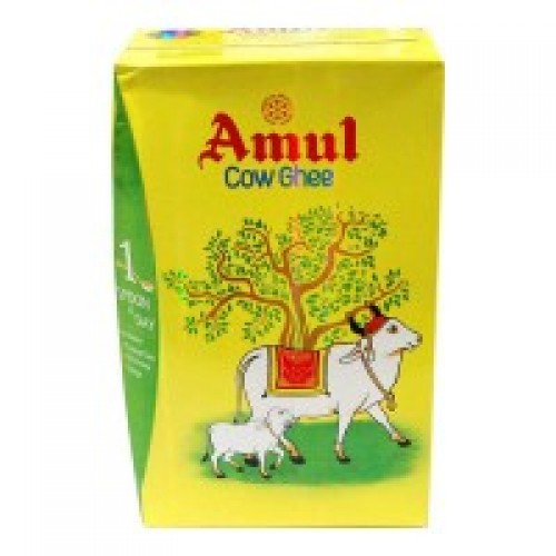 Amul Pure Ghee - Cow , 1 LT