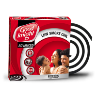 Good Knight Coil - Low Smoke , 10 Coils