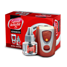 Good Knight Advanced Activ+ System - 1 Machine & 1 Refill , 1PC