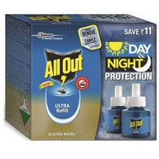 All Out Refill - Ultra 45 ML , Pack Of 2