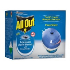 All Out Machine & One Refill 45 ML , 1 PC