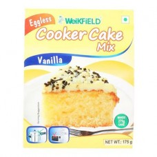 WeikField Cooker Cake Mix - Vanilla , 175GM