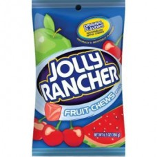 Jolly Rancher Fruity Chews , Pack Of 40 Units