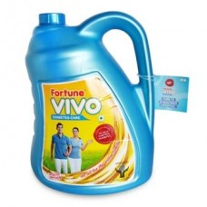 Fortune Refined Oil Vivo - Diabetes Care , 5Ltr Can