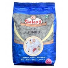 Galaxy Basmati Rice - Jumbo, 1 KG Pack