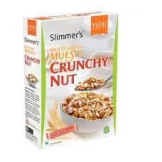 Vlcc Slimmers Multi Grain Museli - Crunchy Nut , 250GM