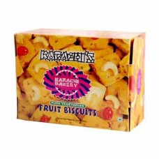 Karachi Bakery Fruit Biscuits , 250Gm Pack