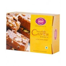 Karachi Bakery Chocolate Cashew Biscuits , 400Gm Pack