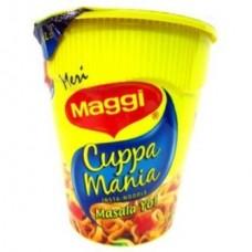 Maggi Cup Noodles - Cuppa Mania Yo Masala , 70 Gm