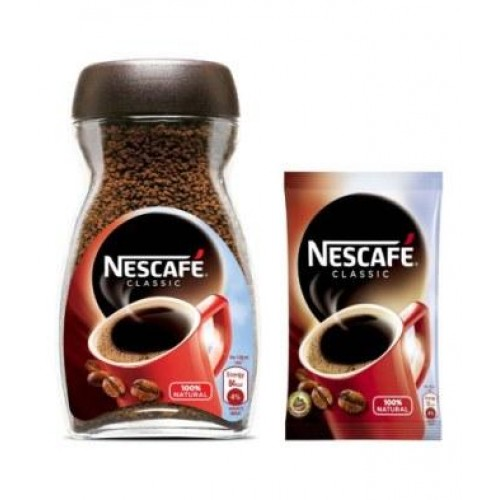 Nescafe Coffee - Classic 100 GM Jar